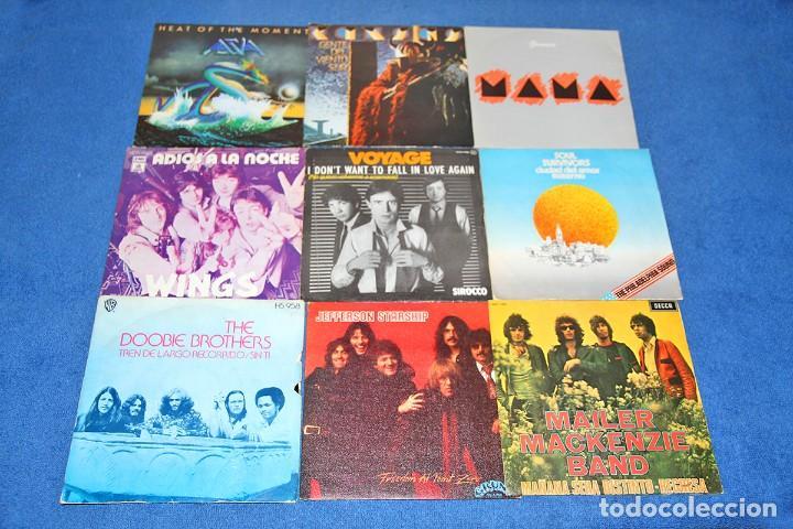 Discos de vinilo: LOTE DE 56 MAXI SINGLES DE ROCK, POP Y MÁS - EN BUEN ESTADO - Foto 2 - 210283793