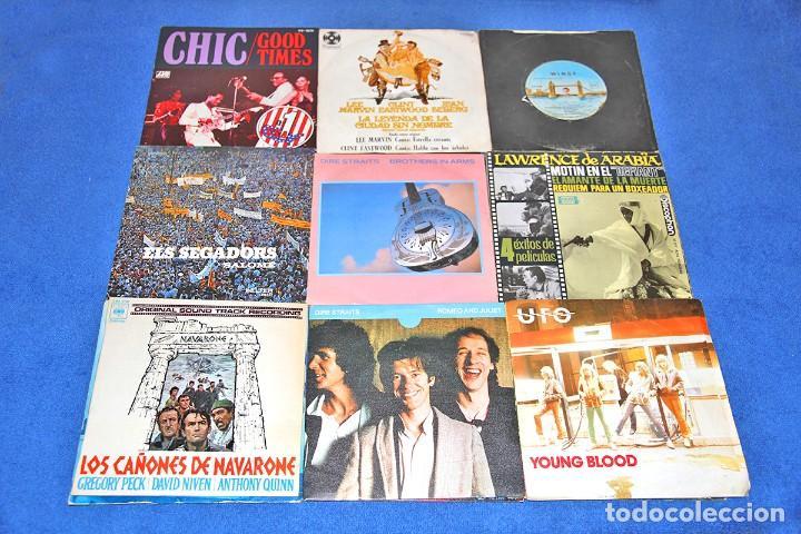Discos de vinilo: LOTE DE 56 MAXI SINGLES DE ROCK, POP Y MÁS - EN BUEN ESTADO - Foto 3 - 210283793