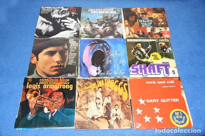 Discos de vinilo: LOTE DE 56 MAXI SINGLES DE ROCK, POP Y MÁS - EN BUEN ESTADO - Foto 4 - 210283793