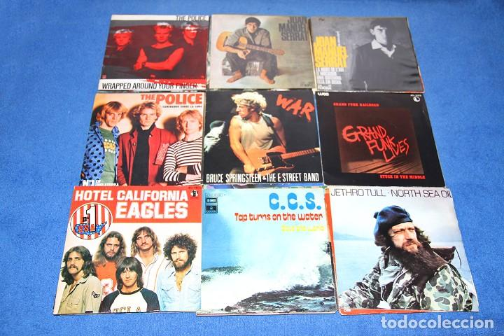 Discos de vinilo: LOTE DE 56 MAXI SINGLES DE ROCK, POP Y MÁS - EN BUEN ESTADO - Foto 5 - 210283793