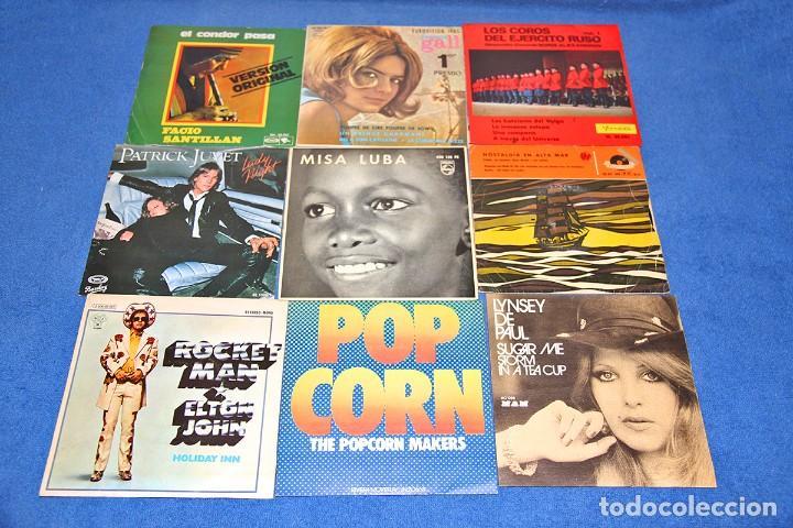 Discos de vinilo: LOTE DE 56 MAXI SINGLES DE ROCK, POP Y MÁS - EN BUEN ESTADO - Foto 7 - 210283793