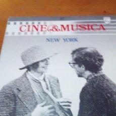 Discos de vinilo: CINE Y MÚSICA. 47. NEW YORK. C2V. Lote 212791637