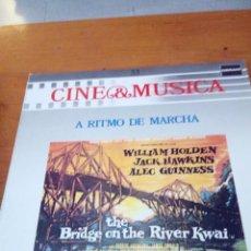 Discos de vinilo: CINE Y MÚSICA. 53. A RITMO DE MARCHA. C2V. Lote 212792521