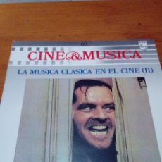 Discos de vinilo: CINE Y MÚSICA. 60. LA MÚSICA CLASICA EN EL CINE. II. C2V. Lote 212793443