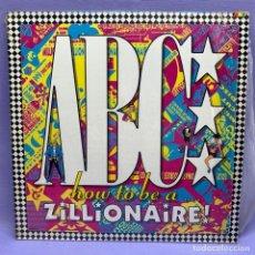 Discos de vinilo: LP ARC HOW TO BE ... ZILLIONAIRE - M. Lote 212795671