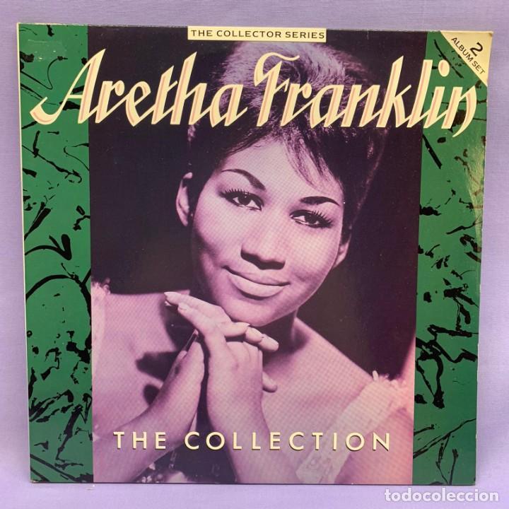 LP ARETHA FRANKLIN - THE COLLECTION - G (Música - Discos - LP Vinilo - Otros estilos)