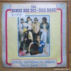 Discos de vinilo: BEATLES-BONZO DOG DOO-DAH BAND (COLABORA PAUL MCCARTNEY): SOY EL AUSTRONAUTA URBANO,EDICIÓN ESPAÑOLA. Lote 212808726