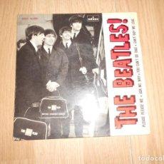 Disques de vinyle: THE BEATLES - PLEASE PLEASE ME - ODEON 1964. Lote 212818930