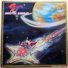 Discos de vinilo: PEQUEÑA COMPAÑÍA: NUESTRA NAVIDAD - LP PROMOCIONAL - MOVIEPLAY - 1980 - EXCELENTE (EX / VG+). Lote 212840421