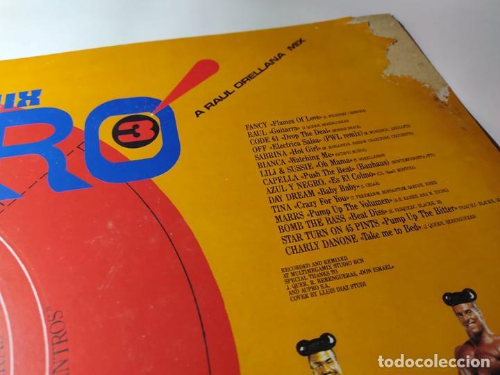 Discos de vinilo: LP - Various ?– Bolero Mix 3 -MX LP 107, - Carpeta ( VG+ /G+) Spain 1988 - Foto 2 - 212872978
