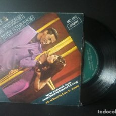 Discos de vinilo: IKE&TINA TURNER AND THE IKETTES WE NEED AND UNDERSTANDING SINGLE SPAIN 1967 PEPETO TOP. Lote 212874910