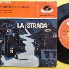 Discos de vinilo: KURT EDELHAGEN - EP SPAIN PS - EX * FLAMENCO BOOGIE / LA STRADA / LILY BOOGIE / FANFAREN-BLUES. Lote 212881380