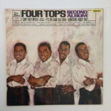 Discos de vinilo: FOUR TOPS – SECOND ALBUM UK 1966 TAMLA MOTOWN. Lote 212890052