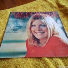Discos de vinilo: 46- LP DISCO VINILO. RAY CONNIFF.. Lote 212915323