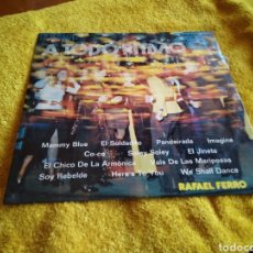 Discos de vinilo: 47-LP DISCO VINILO. A TODO RITMO.. Lote 212915618