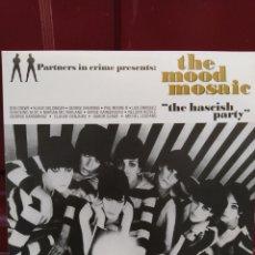 Discos de vinilo: THE MOOD MOSAIC - THE HASCISCH PARTY . LP VINILO. NUEVO.. Lote 212919211