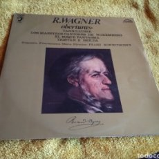 Discos de vinilo: 60- LP DISCO VINILO. WAGNER.. Lote 212920470