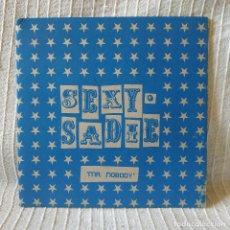 Discos de vinilo: SEXY SADIE - MR NOBODY / MOONAGE DAYDREAM (DAVID BOWIE) SINGLE SUBTERFUGE RECORDS 1996. Lote 212922076