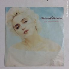 Discos de vinilo: MADONNA – THE LOOK OF LOVE - I KNOW IT 1987-GERMANY SINGLE SIRE. Lote 212904207
