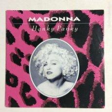 Discos de vinilo: MADONNA – HANKY PANKY GERMANY 1990 SIRE. Lote 212904753