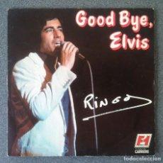 Discos de vinilo: VINILO EP RINGO GOOD BYE ELVIS. Lote 212938388