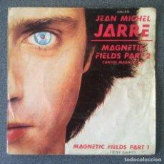Discos de vinilo: VINILO EP JEAN MICHEL JARRE MAGNETIC FIELDS PART 2. Lote 212938723
