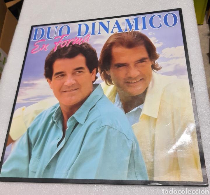 DUO DINAMICO - EN FORMA (Música - Discos - LP Vinilo - Grupos Españoles de los 70 y 80)