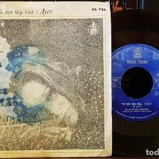 Disques de vinyle: MARI TRINI - YO NO SOY ESA. Lote 212956220