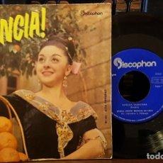 Discos de vinilo: ¡VALENCIA ! BANDA UNION MUSICAL DE LIRIA. Lote 212957417