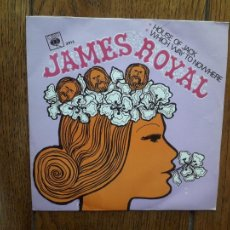Discos de vinilo: JAMES ROYAL - HOUSE OF JACK + WICH WAY TO NOWHERE. Lote 212969663