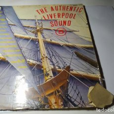 Discos de vinilo: LP - THE AUTENTIC LIVERPOOL SOUND VOL.5 - MOCL 5.315 ( G+ / F) SPAIN 1967 ** LEER**. Lote 212970502