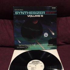 Discos de vinil: VARIOS - SYNTHESIZER VOLUME 6 - LP, OPORTUNIDAD!!. Lote 212975858