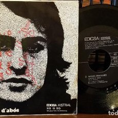 Discos de vinilo: MIGUEL ENRIQUEZ- CONTOS D´ABÓS. Lote 212990202