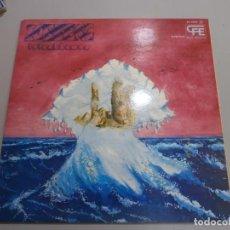 Discos de vinil: ICEBERG TUTANKHAMON ZAFIRO 1976. Lote 212992932