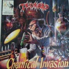 Discos de vinilo: TANKARD. CHEMICAL INVASION. 1987. N0096.. Lote 212993382