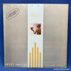 Discos de vinil: LP EURYTHMICS – SWEET DREAMS (ARE MADE OF THIS) - ESPAÑA - AÑO 1983. Lote 212996103