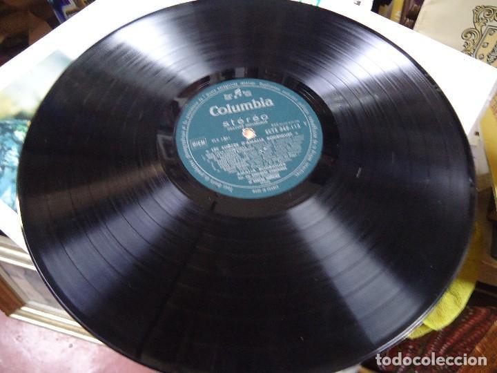 Discos de vinilo: Amalia Rodrigues* ?– Les Succès DAmalia Rodrigues Á L`OLYMPIA MADE IN FRANCE LP Una Casa Portugues - Foto 3 - 212997250