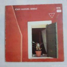 Discos de vinilo: JOAN MANUEL SERRAT. 1978. GATEFOLD. 25.645-I.. Lote 213000093