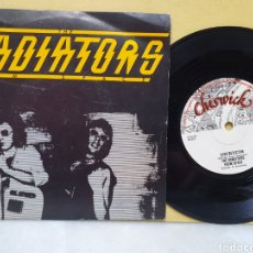 Discos de vinilo: THE RADIATORS FROM SPACE. CHISWICK RECORDS. SINGLE 1977.. Lote 213001126