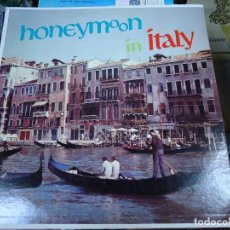 Discos de vinilo: LP HONEYMOON IN ITALY ROBERTO ROSSANI. Lote 213004311