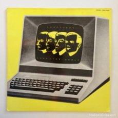Discos de vinilo: KRAFTWERK – COMPUTER WORLD JAPAN 1981 EMI. Lote 213003231