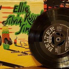 Discos de vinilo: ELLIE RUSSELL SILVIA SIMS - ST LUIS BLUES MAMBO. Lote 213046026