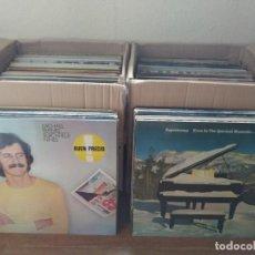 Discos de vinilo: LOTE DE 190 DISCOS DE VINILO (ROCK, POP, DISCO, FUNK, SOUL,RECOPILATORIOS, JAZZ...). Lote 213056862
