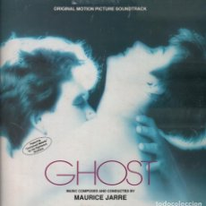Discos de vinil: MAURICE JARRE - GHOST (BSO) LP DE 1990 RF-8238. Lote 213062032