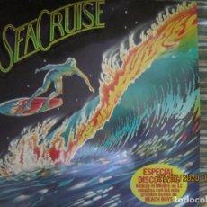 Discos de vinilo: SEA CRUISE - SEA CRUISE LP - ORIGINAL ESPAÑOL TROVA RECORDS 1978 CON POSTER PROMOCIONAL. Lote 213073360