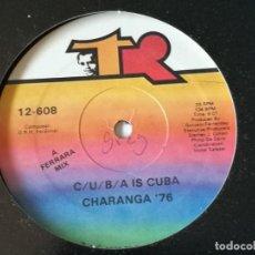 Discos de vinilo: CHARANGA '76 - GOOD TIMES (COMO VAMOS A GOZAR) - 1979. Lote 213076910