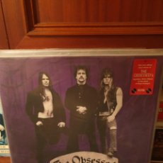 Disques de vinyle: THE OBSESSED / THE OBSESSED / RELAPSE 2017. Lote 213078420