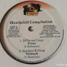Discos de vinilo: VARIOUS - HEATHCLIFF COMPILATION - 2000. Lote 213081688