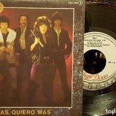 Discos de vinilo: ÑU MAS, QUIERO MAS. Lote 213082747