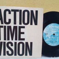 Dischi in vinile: ALTERNATIVE TV. ACTION TIME VISION. DEPTFORD FUN CITY RECORDS. 1978.. Lote 213085320